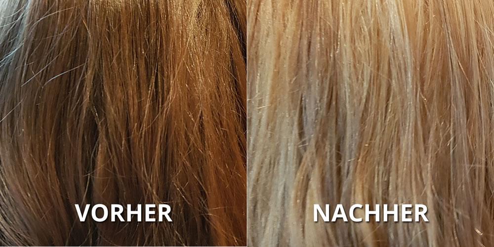 Haarfarbe dunkelblond erfahrung