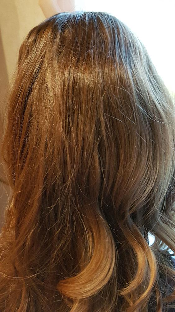 Deckt sante haarfarbe graue haare ab