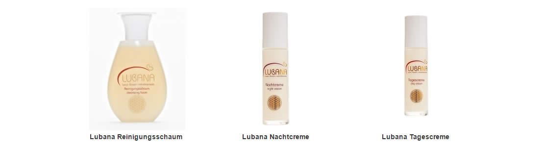 Lubana Kosmetik Produkte