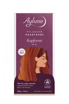 Ayluna Haarfarbe Kupferrot