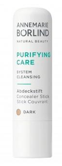 ANNEMARIE BÖRLIND Purifying Care Abdeckstift dark