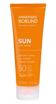 ANNEMARIE BÖRLIND Sun Sonnen-Creme LSF50