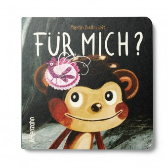 Affenzahn Pappbuch – Für mich?