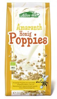 Allos Amaranth-Honig-Poppies bio