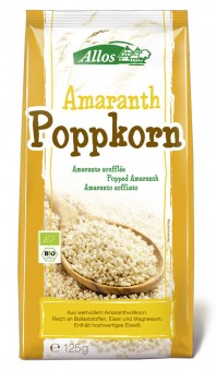 Allos Amaranth-Poppkorn bio