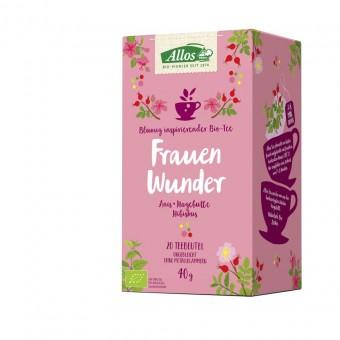 Allos FrauenWunder Tee bio