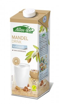 Allos Mandel Drink naturell bio