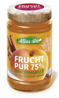 Allos Wintermarille Frucht Pur bio