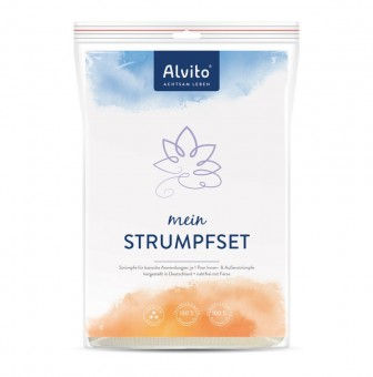 Alvito Strumpfset