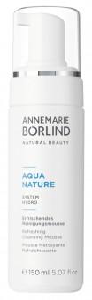 ANNEMARIE BÖRLIND Aquanature Erfrischendes Reinigungsmousse