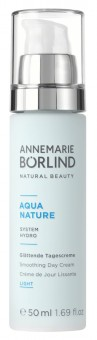 ANNEMARIE BÖRLIND Aquanature Glättende Tagescreme light