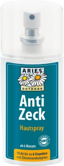 Aries Anti Zeck Hautspray