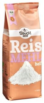 Bauckhof Helles Reismehl glutenfrei bio