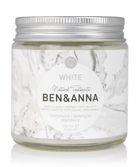Ben & Anna Zahnpasta White