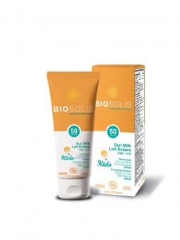 Biosolis Sonnenmilch Baby & Kids LSF50+ (100ml)