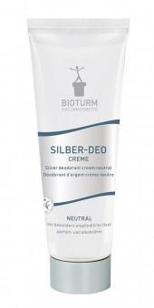 Bioturm Silber-Deo Creme neutral Nr.39