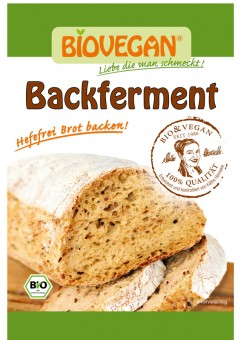 Biovegan Backferment bio