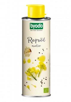 Byodo Rapsöl nativ bio