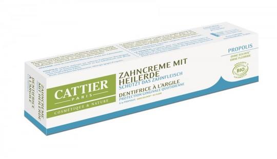 Cattier Heilerde Zahncreme Propolis