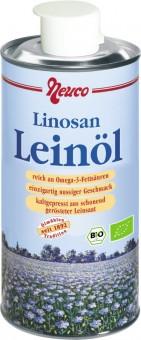 Neuco Linosan Leinöl 500ml bio