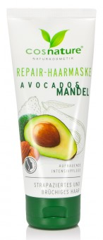 Cosnature Repair-Haarmaske Avocado & Mandel