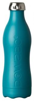 DOWABO Trinkflasche Edelstahl – Petrol – 800ml