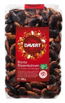 Davert Bunte Riesenbohnen bio