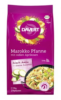 Davert Marokko-Pfanne bio