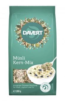 Davert Müsli Kern-Mix bio