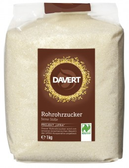 Davert Rohrohrzucker bio 1kg