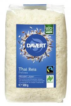 Davert Thai Reis weiß bio