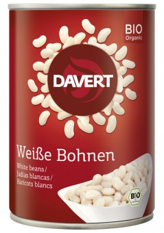 Davert Weiße Bohnen bio