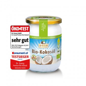 Dr. Goerg Kokosöl bio 500ml