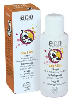 Eco Cosmetics Baby Öl