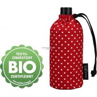 Emil Flasche Bio-Punkte Rot 0,6L