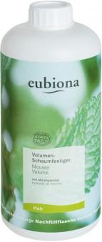 Eubiona Volumen-Schaumfestiger Minze-Granatapfel 500ml