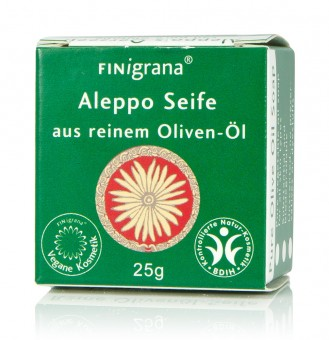 Finigrana Gäste-Alepposeifen Olivenöl