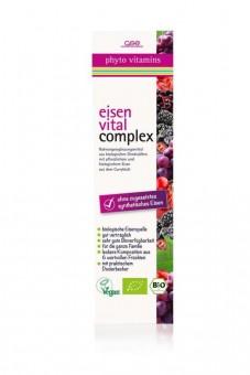GSE Eisen Vital Complex Bio 330ml