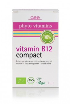GSE Vitamin B12 compact