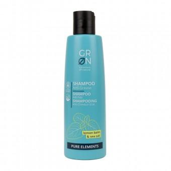 GRN Shampoo Anti-Fett Zitronenmelisse & Meersalz