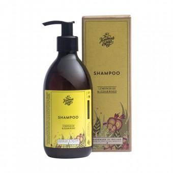 Handmade Lemongrass & Cedarwood Shampoo