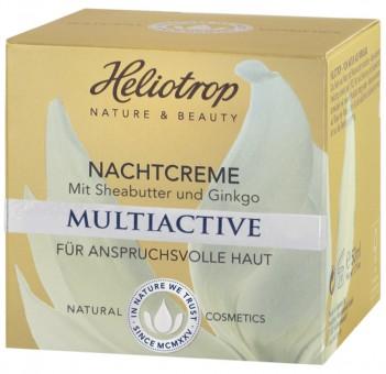 Heliotrop Multiactive Nachtcreme
