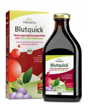 Herbaria Blutquick bio 500ml