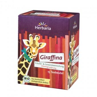 Herbaria Giraffina Tee bio 15 Filterbeutel