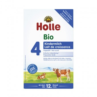 Holle Kindermilch 4 bio