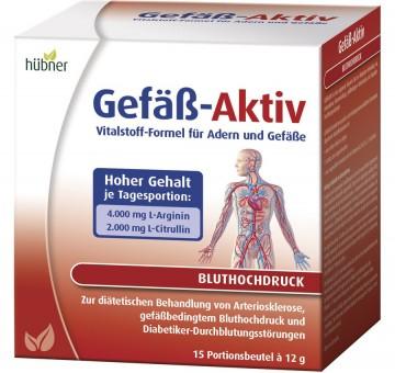 Hübner Gefäß-Aktiv Portionsbeutel