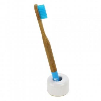 Hydrophil Zahnbürstenhalter weiß