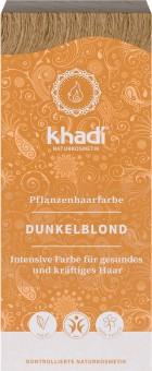 Khadi Haarfarbe Dunkelblond