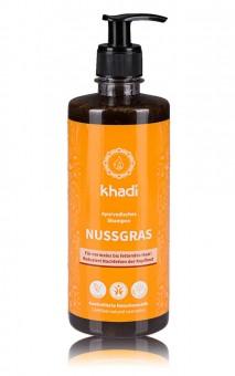 Khadi Shampoo Nussgras 500ml