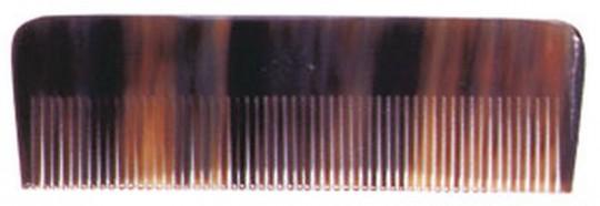 Kost Kamm Mini-Taschenkamm Horn 8cm, fein (200H)